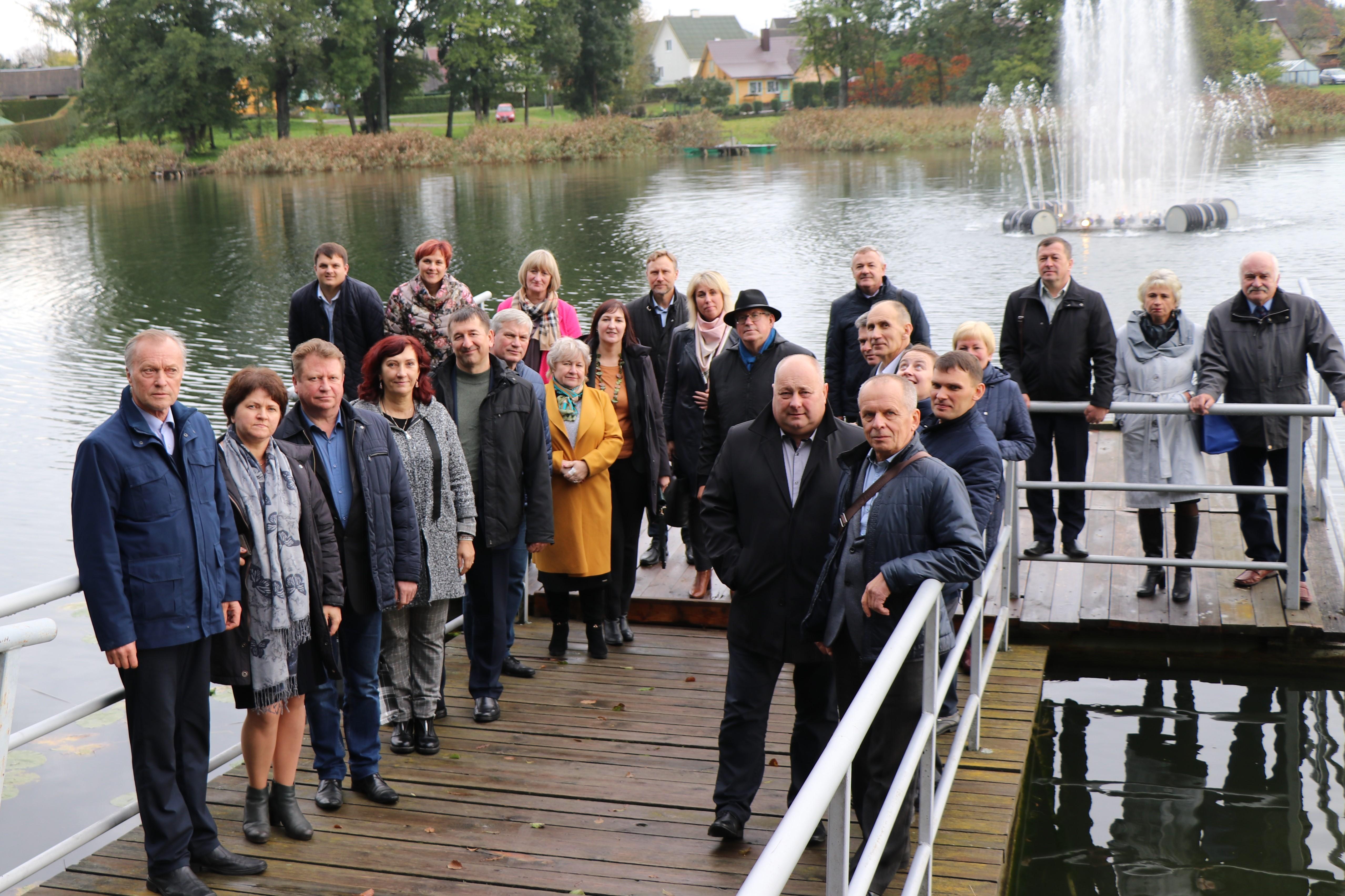 Alytaus apskrities savivaldybių seniūnų sueiga