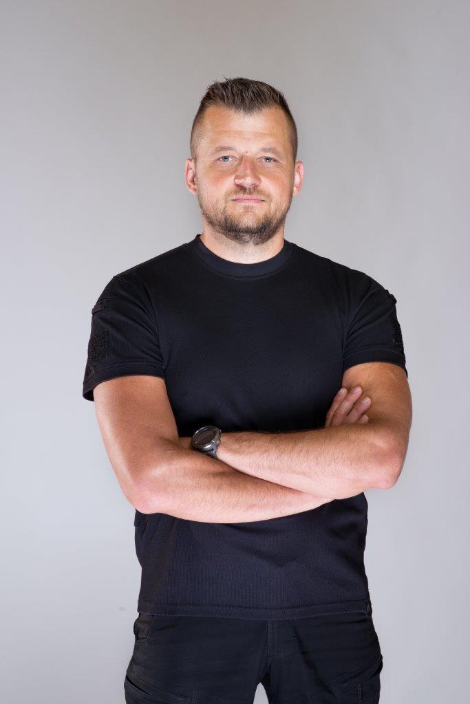 Naujas Kriūkų seniūnas Anatolijus Kazlauskas