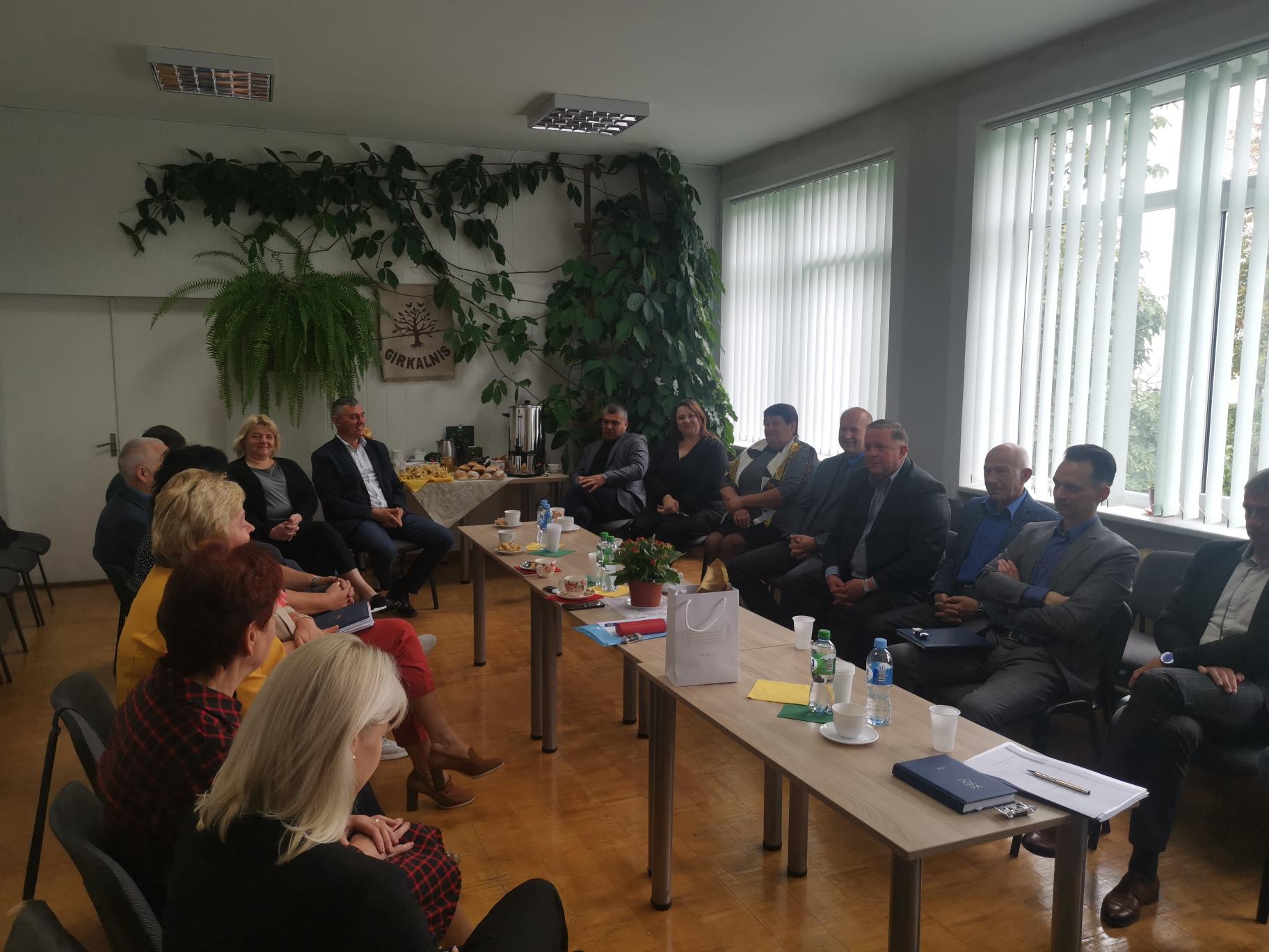 Kauno apskrities seniūnų atstovų sueiga